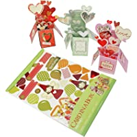 Asian Hobby Crafts DIY Card in a Box Kit - Happy Birthday
