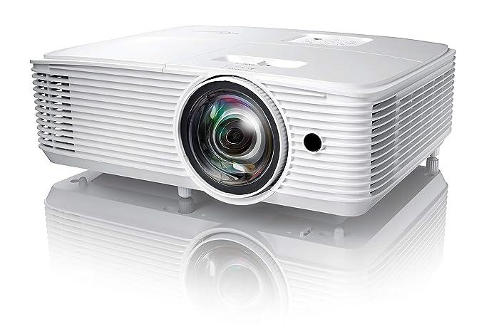 Optoma H116 3800 proyector de video ANSI lúmenes DLP WXGA ...
