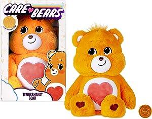Care Bears Tenderheart Bear Stuffed Animal