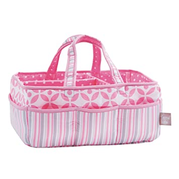 Bon Trend Lab Lily Storage Caddy, Pink
