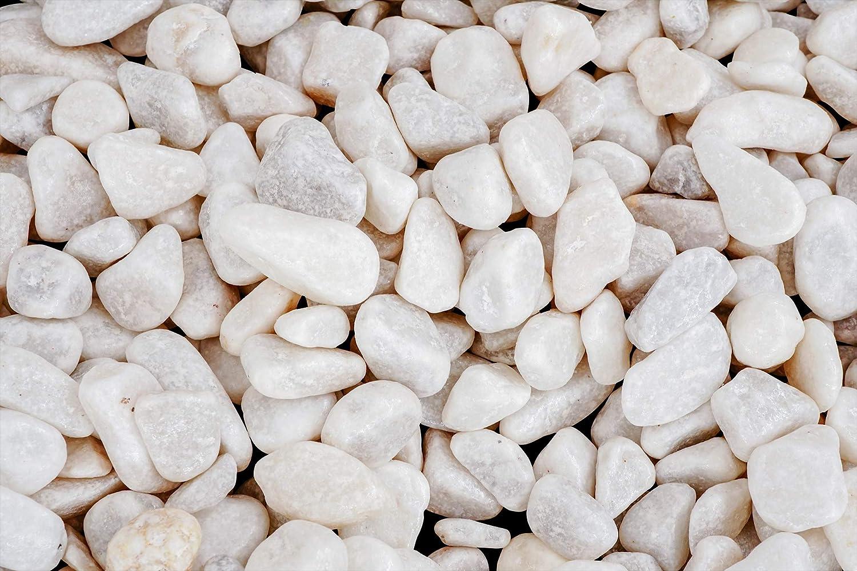 Brynnberg Piedra Decorativa para Jardin e Interior Guijarro (Naturaleza, 850g)