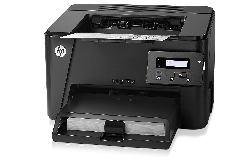 Amazon.com: HP LaserJet Pro M201dw Wireless Monochrome Printer, Amazon Dash  Replenishment ready (CF456A): Electronics