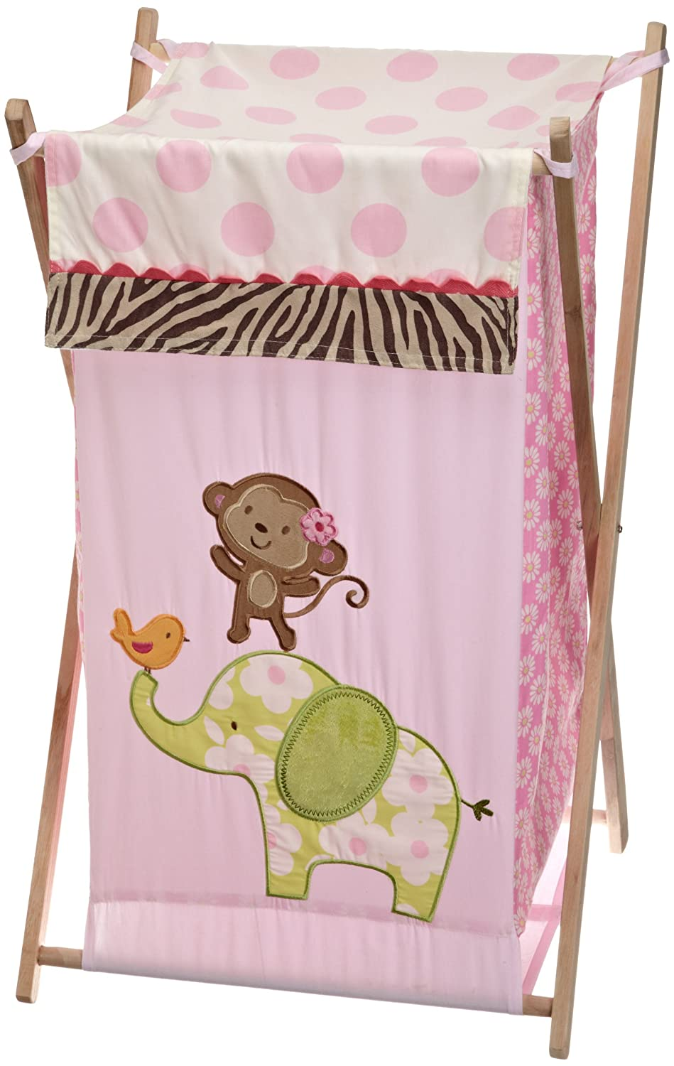 Carter's Jungle Jill Hamper (Discontinued by Manufacturer)