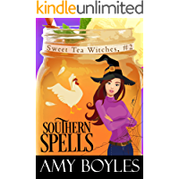 Southern Spells (Sweet Tea Witch Mysteries Book 2)