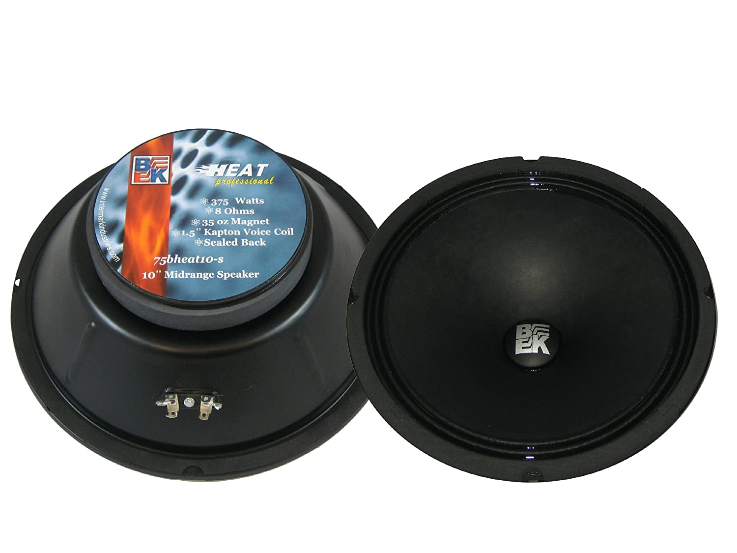Blast King I75BLAST10PRO 10-Inch 1000-watt High Performance Woofer BlastKing