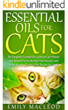 essential oils for cats uncommon ways to safely use cat essential oils with natural cat. Black Bedroom Furniture Sets. Home Design Ideas