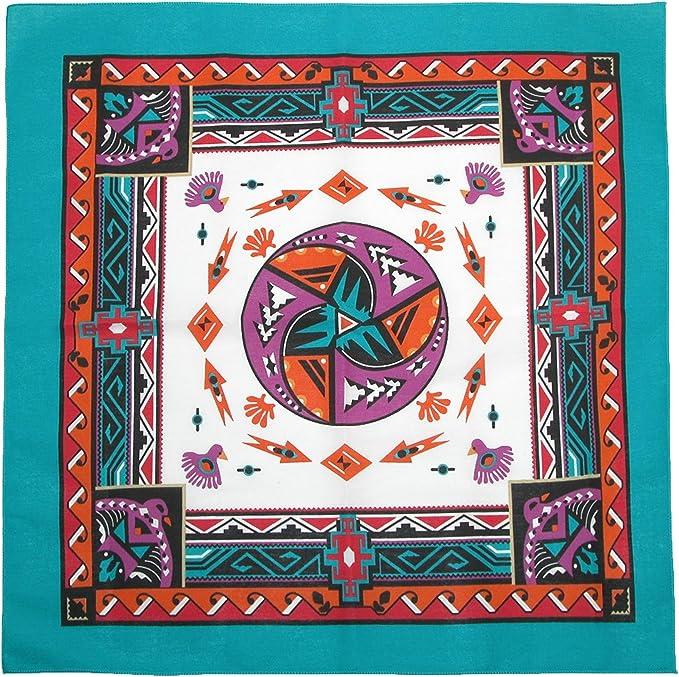 CTM Bandanas de algodón para mujer: Amazon.es: Ropa y accesorios