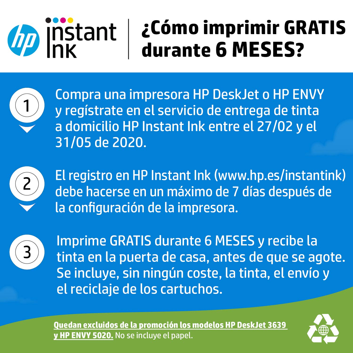 HP Envy 5010 - Impresora multifunción (Wifi, Bluetooth, HP Smart ...