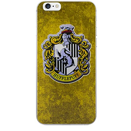EJC Avenue iPhone Silicona Harry Potter Casas Casos, Hufflepuff, Apple iPhone 6 / 6s (with 4.7