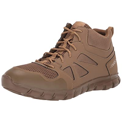 Reebok Men's Sublite Cushion Tactical Rb8406 Military & Tactical Boot: Shoes