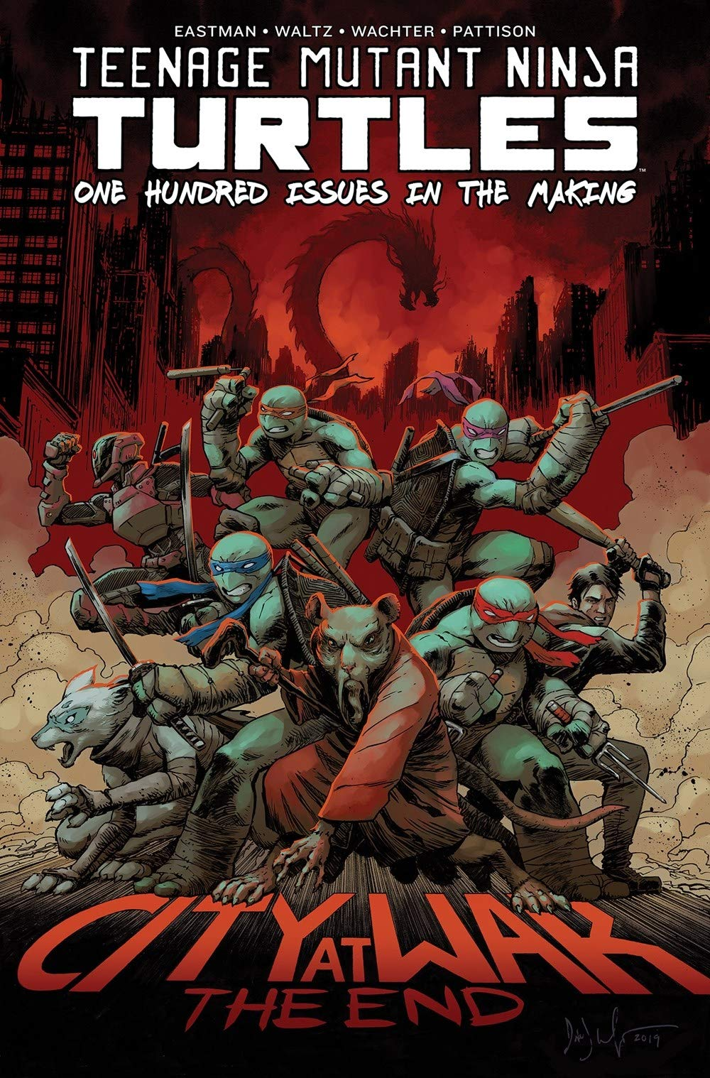 Teenage Mutant Ninja Turtles: One Hundred Issues in the ...