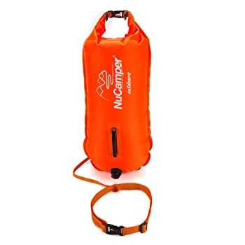 NuCamper 28L Inflatable Swim Buoy