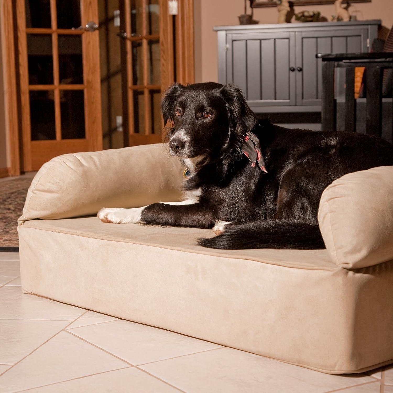 Small Snoozer 69339 Small Luxury Pet Sofa, Herringbone