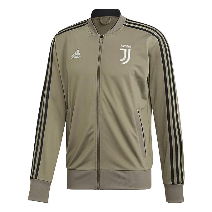 Uomo adidas Juve PES Giacca Sportiva Uomo
