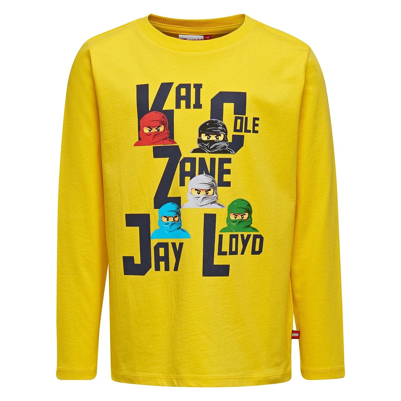Lego Wear Jungen Langarmshirt 20034