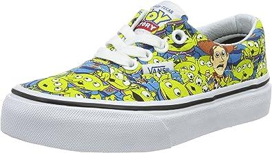 zapatillas niño vans 34