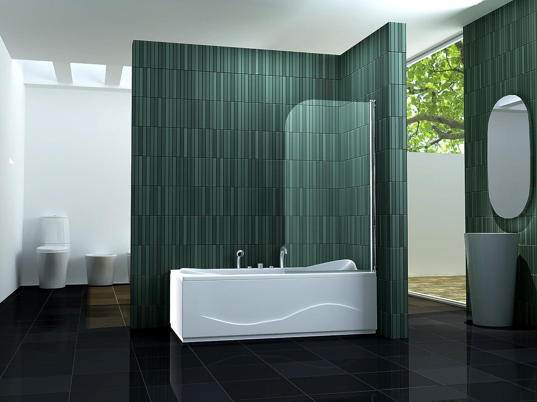 Duschtrennwand Solto Badewanne Amazonde Baumarkt