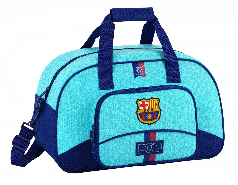 Bolsa Deporte FC Barcelona Blue 40cm Safta 711778273