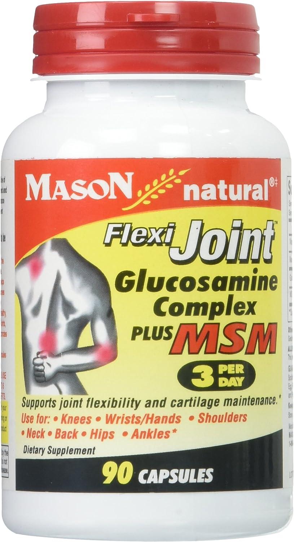 Glicozamina complexe de capsule complexe recenzii insomnie și dureri articulare