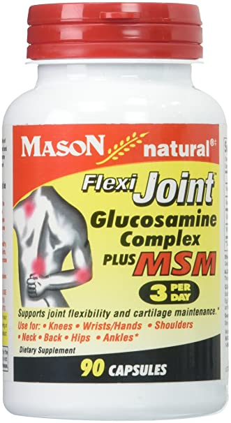 glucosamine joint complex plus capsule