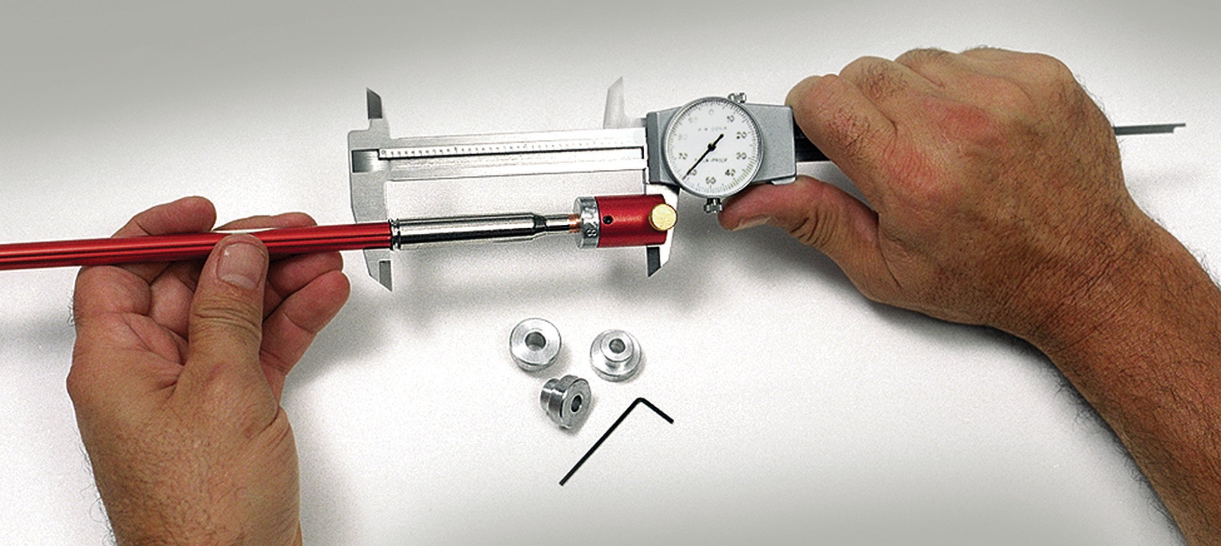 Hornady B14 Lock-N-Load Comparator Body with Set of 14 Inserts