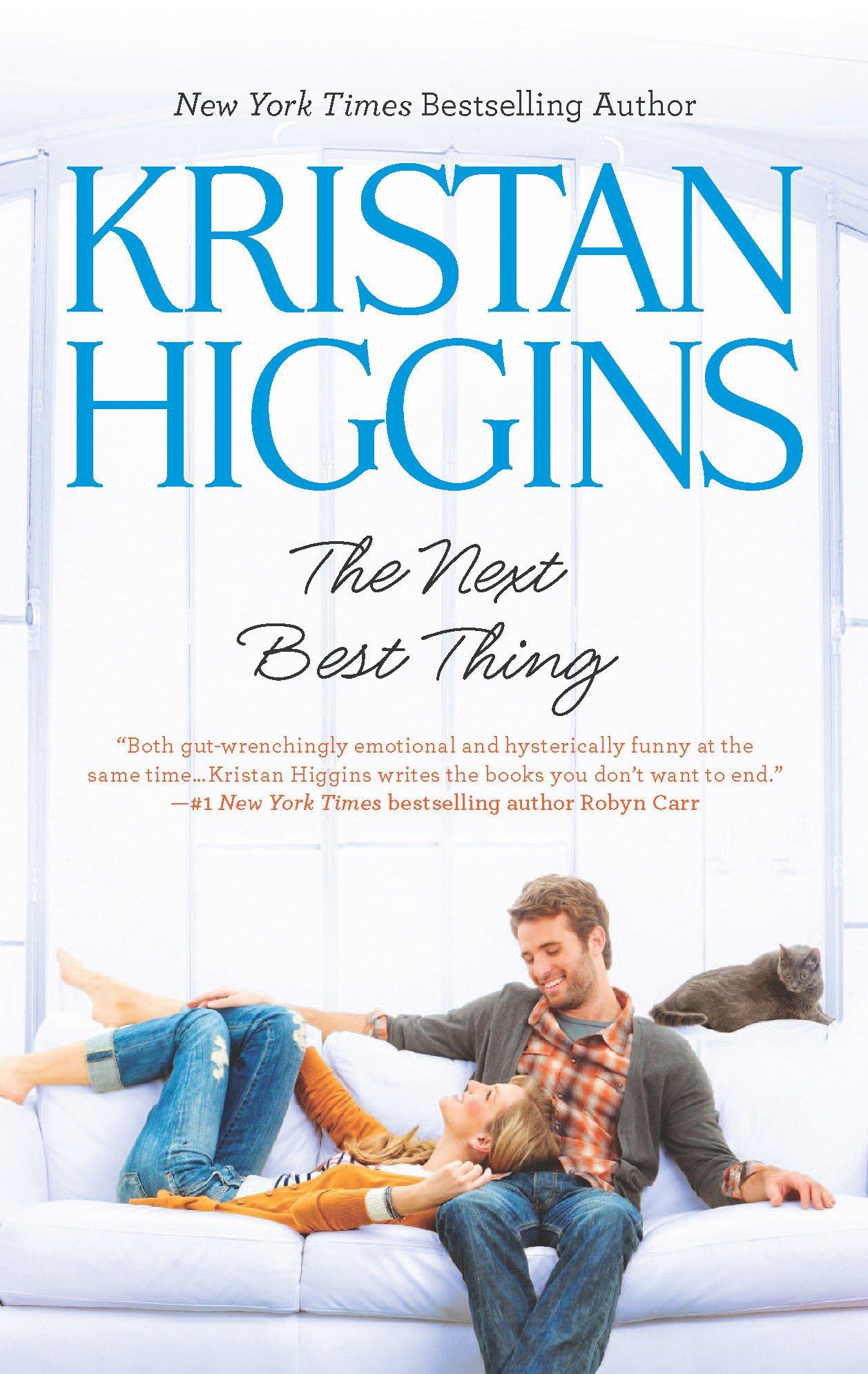 The Next Best Thing: Higgins, Kristan: 9780373777341: Amazon.com: Books