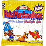 Ziyad Gourmet Halal MINI Marshmallows, Pork-Free, Egg-Free, Dairy-Free, Gluten-Free, Perfect for Holidays and S'mores! 8…