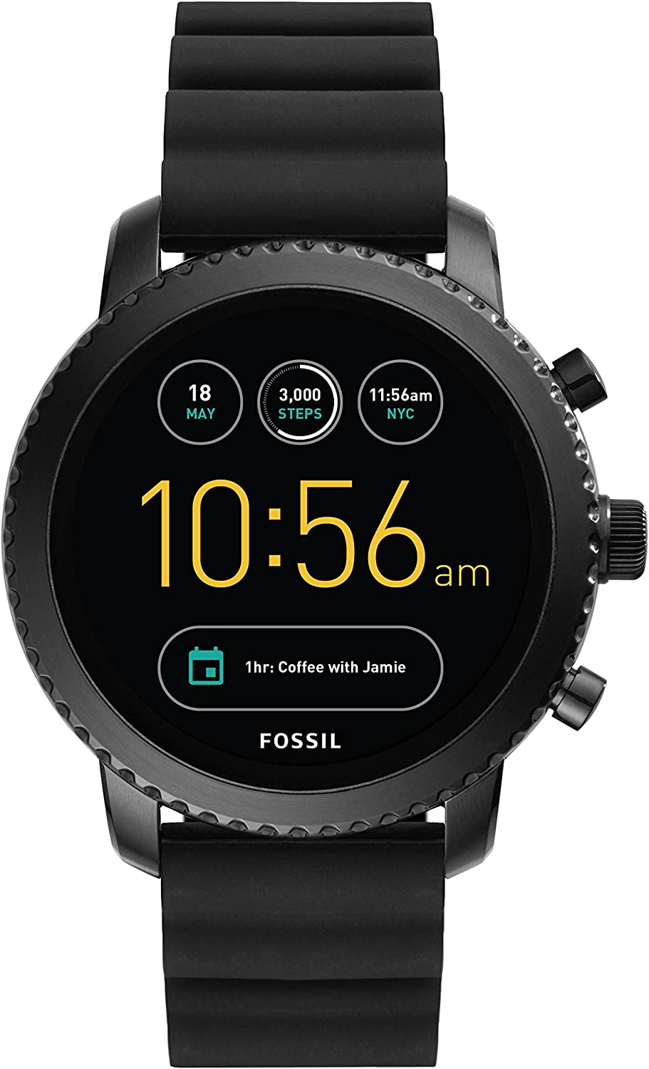Image result for Fossil Q Explorist Smartwatch