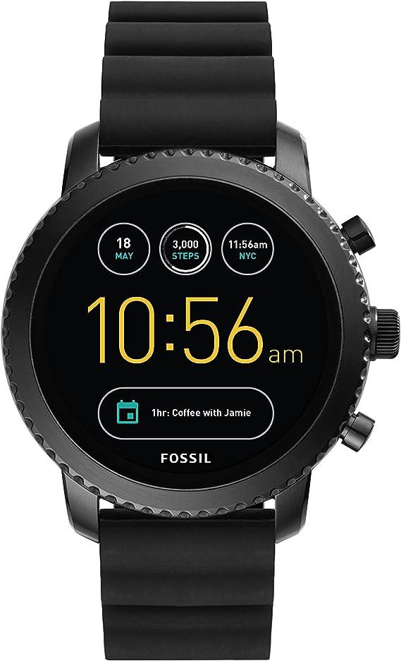 Amazon.com: Fossil Q Gen 3 Explorist Reloj inteligente para ...