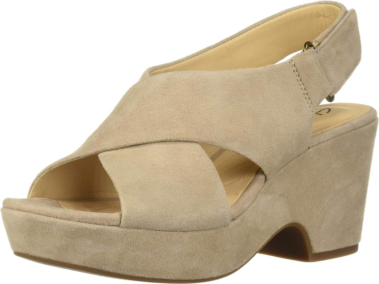 Clarks Maritsa Lara Womens Wedge Sandals