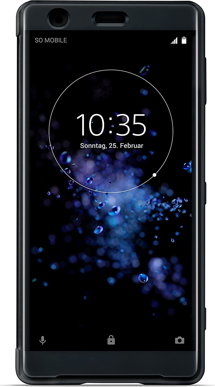 Sony SCTH40 Funda para teléfono móvil Negro: Amazon.es: Electrónica