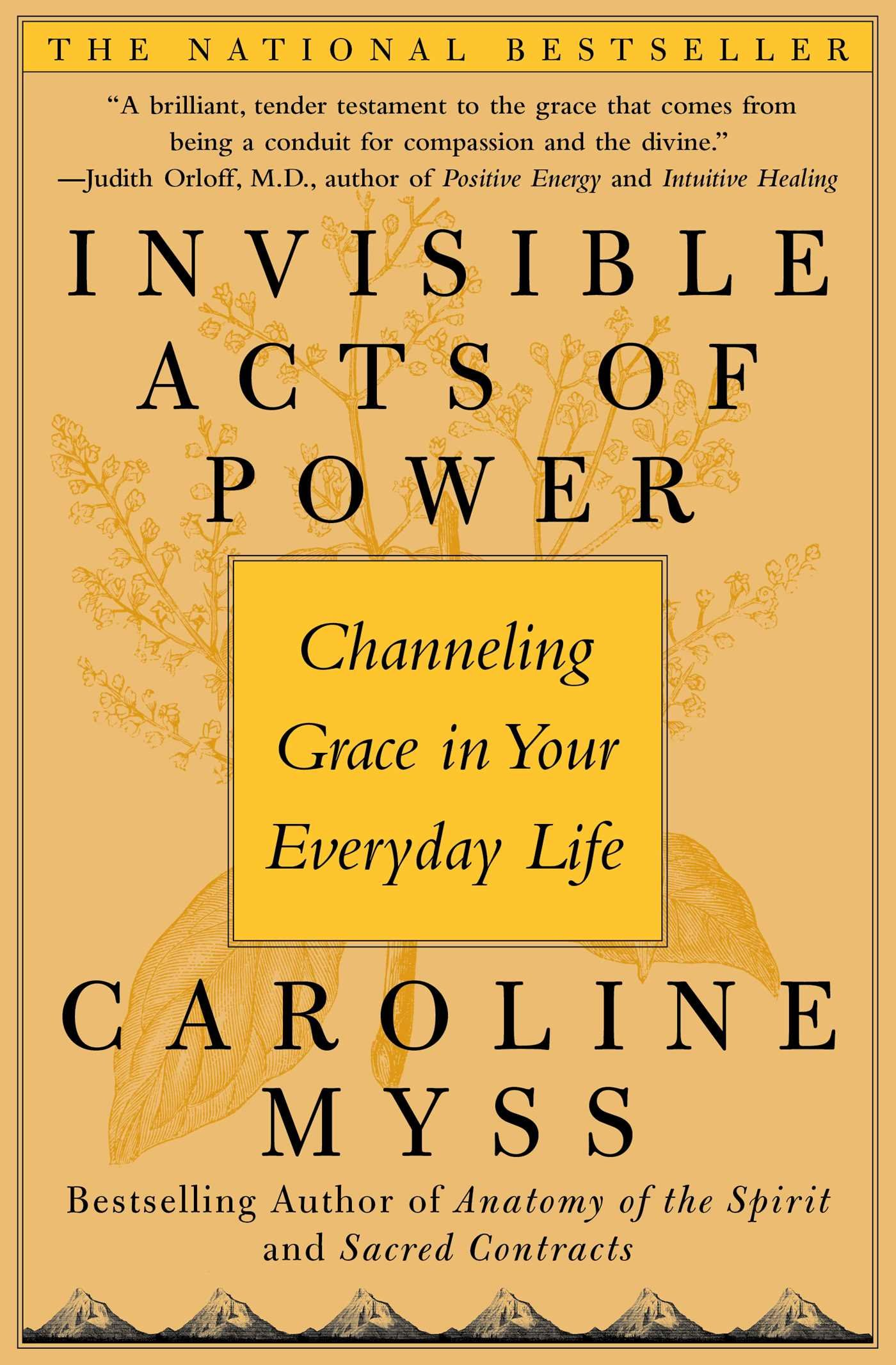 Invisible Acts of Power: Channeling Grace in Your Everyday Life ...