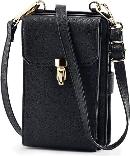 Cross-body Purse Wallet  For Women Messenger Bag Shoulder Mobile Phone Bag