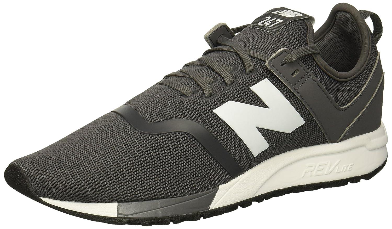 New Balance 247v1, Zapatillas para Hombre 44.5 EU|Gris (Magnet/White D1)