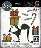 Sizzix 664192 Santa's Helper by Tim Holtz