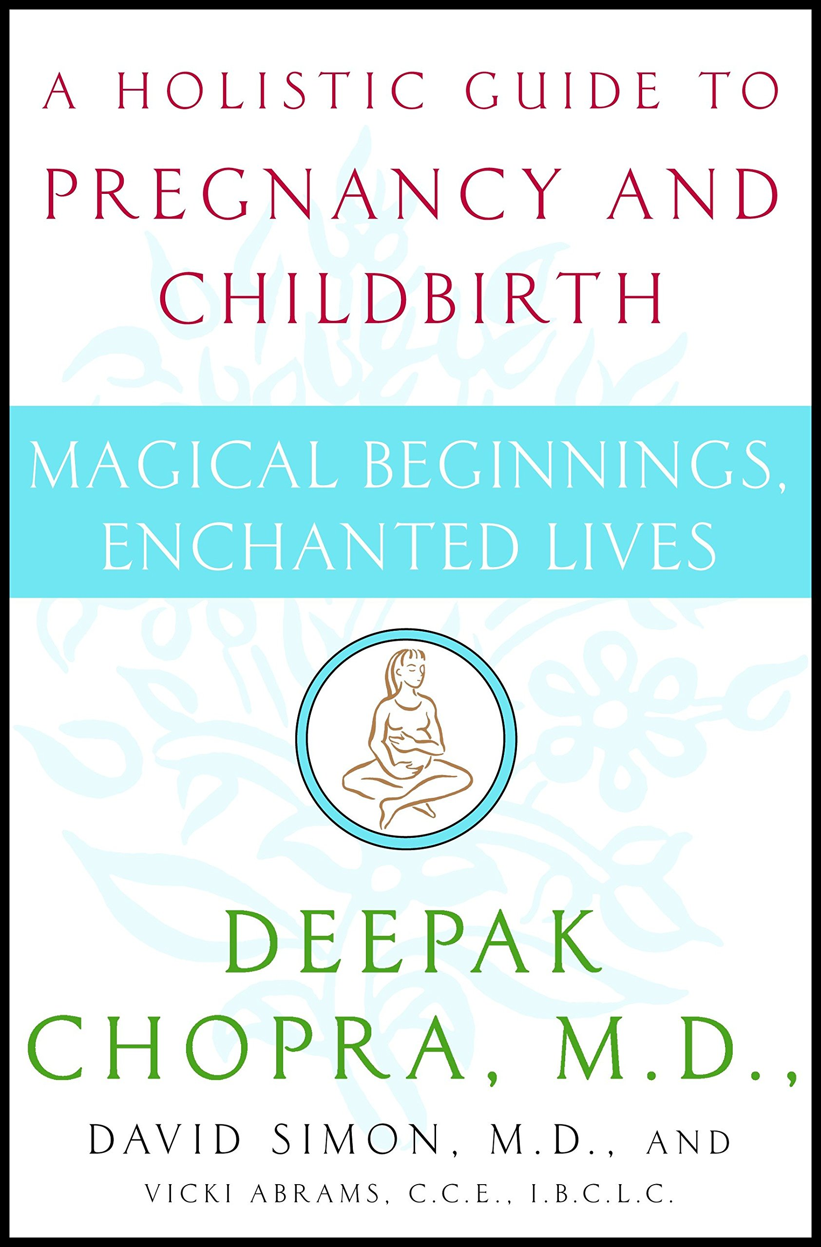 Magical Beginnings, Enchanted Lives: Deepak Chopra M.D., David Simon M.D.,  Deepak Chopra, David Simon, Vicki Abrams: 9780517702208: Amazon.com: Books