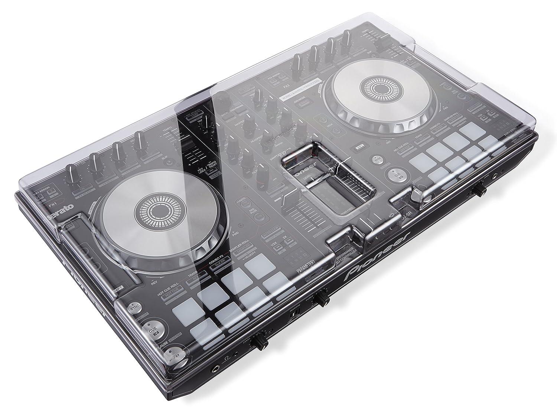 Decksaver Cover for Pioneer DDJ-SR Serato DJ Controller
