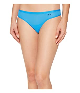 Under Armour Pure Stretch Sheers Ropa Interior, Mujer, Azul, XS