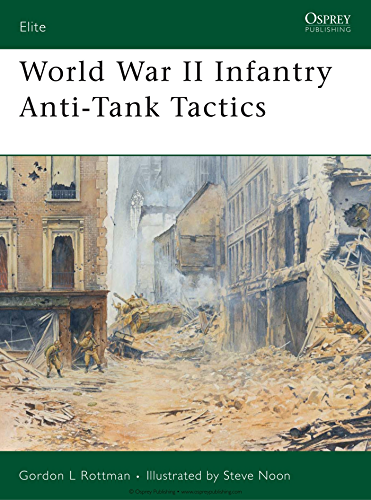 World War II Infantry Anti Tank Tactics (Elite Book 124) (English Edition)