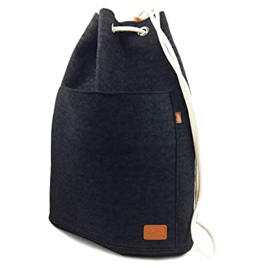 38a0bb0f31 Felt sports backpack luggage gym bag light pouch sport school hiking shoes leisure  travel college (