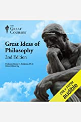 The Great Ideas of Philosophy, 2nd Edition Audible Audiobook
