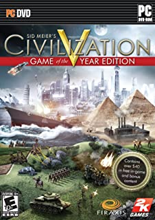 Amazon com: Sid Meier's Civilization VI - PC: Sid Meier's