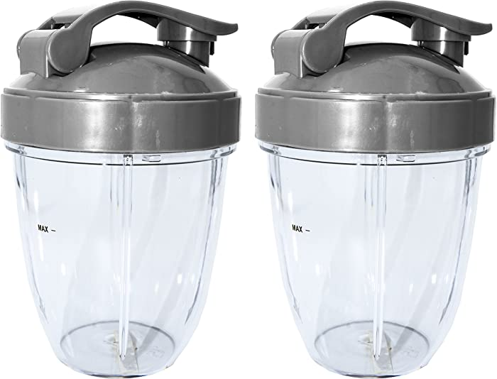Top 10 Nutribullet 18 Cup Handle Lid