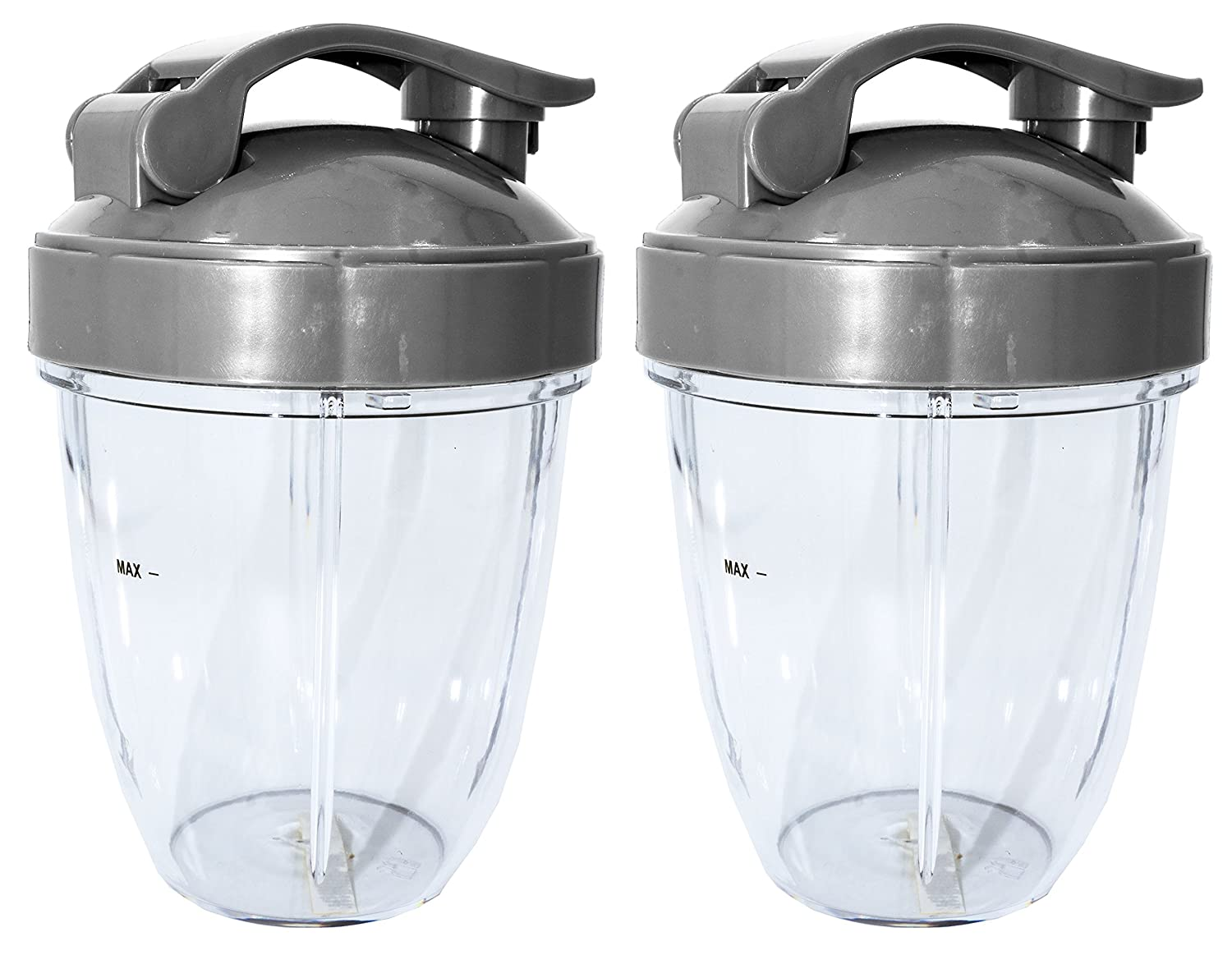 Compatible with Nutribullet 600W and 900W Blender Juicer 2 Colossal 2 Lip Rings Blendin Replacement Parts