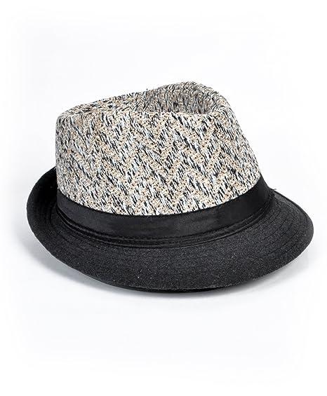 Unique Pattern Men s Fedora Hat (Small Medium 63c50907825