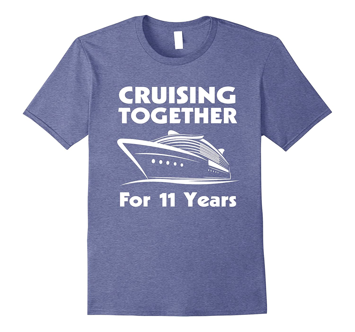11 Years Together- 11th Wedding Anniversary Gift Ideas-T