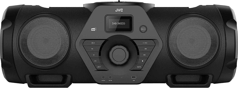 Jvc Boomblaster Rv Nb300dabbp 2 X 30 Watt Dab Ukw Elektronik
