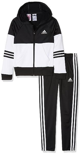 various styles coupon code where can i buy adidas Hood PES TS Trainingsanzug Mädchen