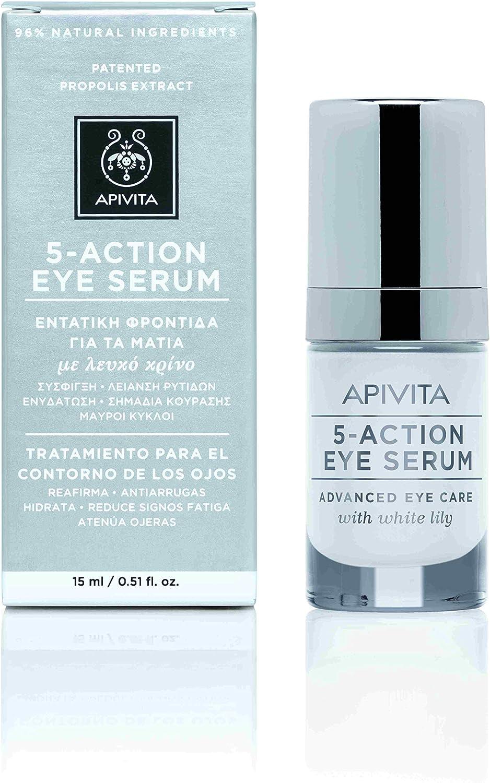 Apivita - Estuche de regalo sérum ojos 5 action