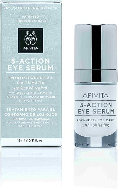 Apivita - Estuche de regalo sérum ojos 5 action: Amazon.es: Belleza